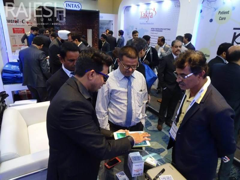 Intas Pharmaceuticals Ltd Trade Show , New Delhi