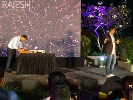 Rajesh kumar live @ Mumbai for Corporate